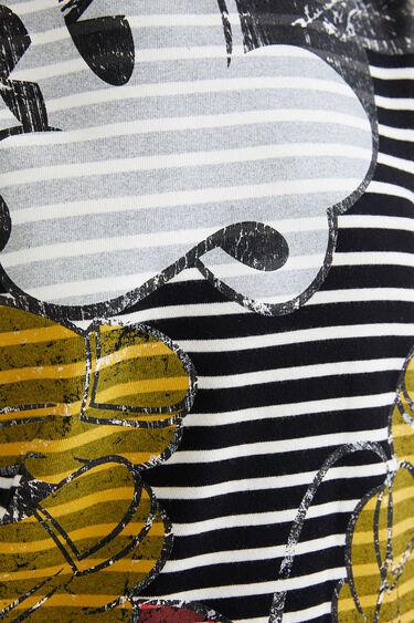 Camiseta sin mangas rayas | Desigual