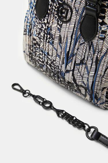 Medium bag cloth strips | Desigual