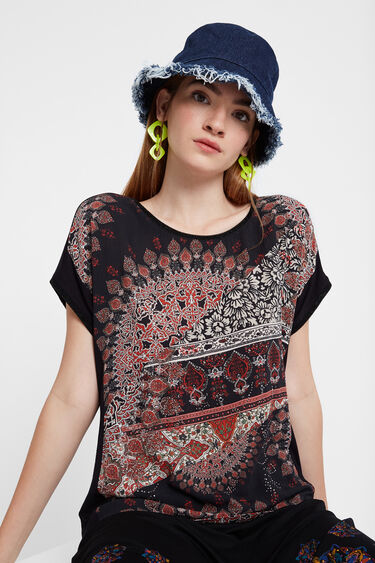 Boho Hindu T-shirt | Desigual