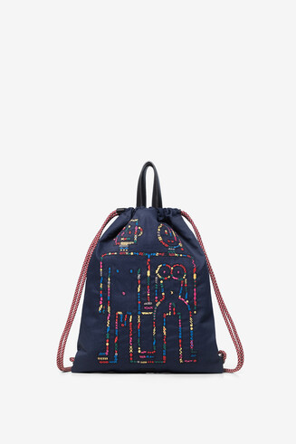 Robots strings backpacks