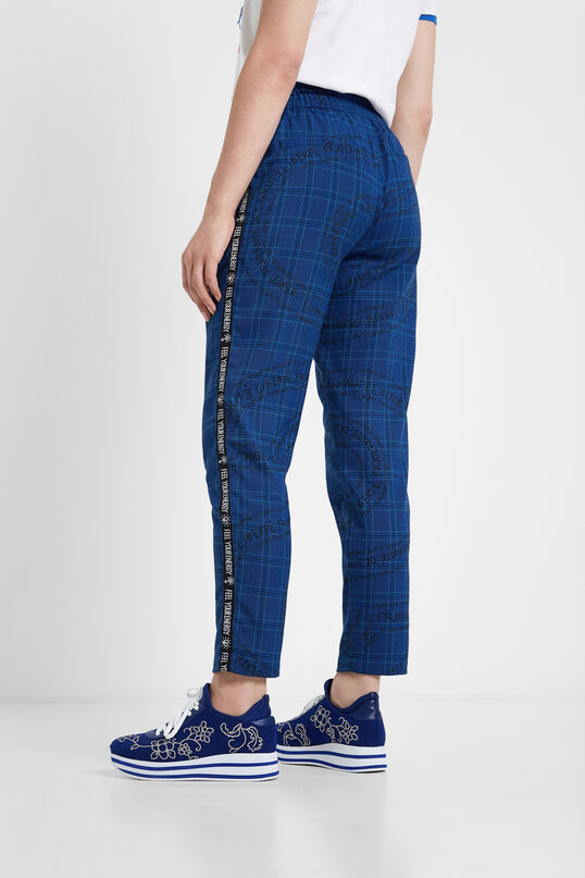 Pantalons pinces Desigualité   Desigual