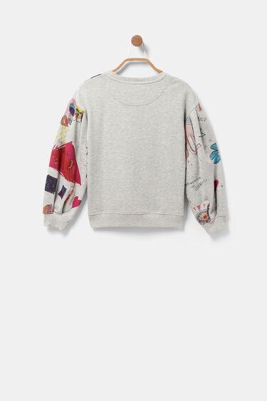 Bolimania sequins sweatshirt | Desigual