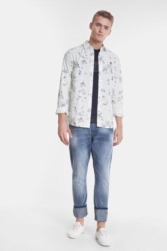 Bolimania print shirt