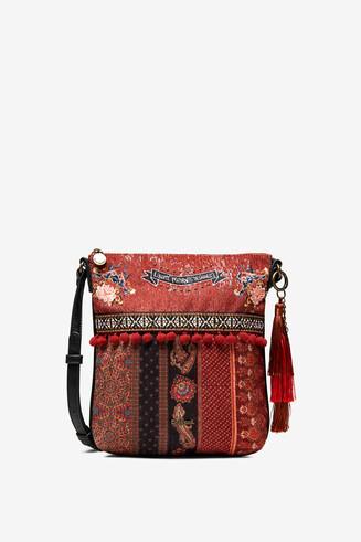 Small boho sling bag