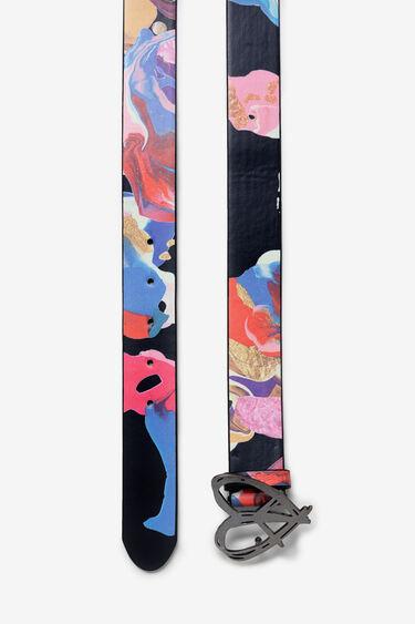 Cinturó arty sivella cor | Desigual