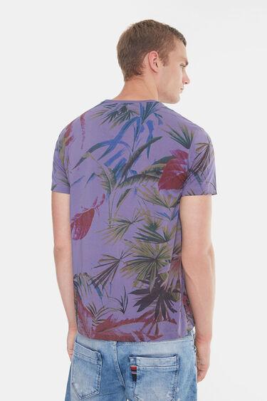 Hawaiian floral T-shirt | Desigual