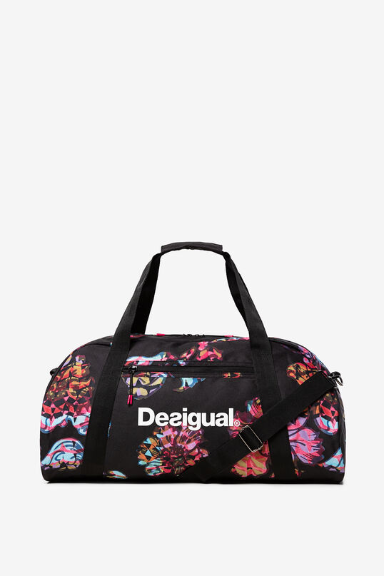 Sporttas met patches | Desigual