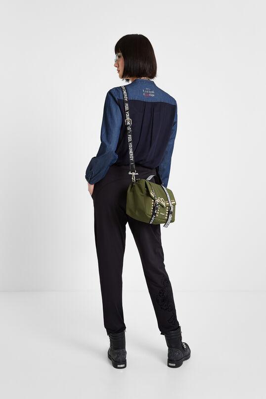 Arty long sleeve blouse | Desigual