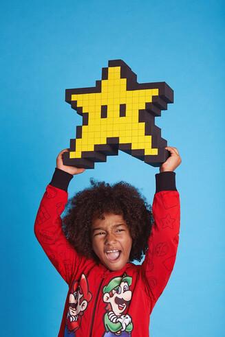 Sweatshirt Super Mario Reversível