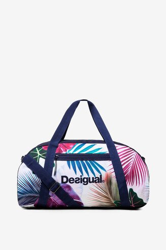 Tropical Gym Bag Victoria Bio Patch