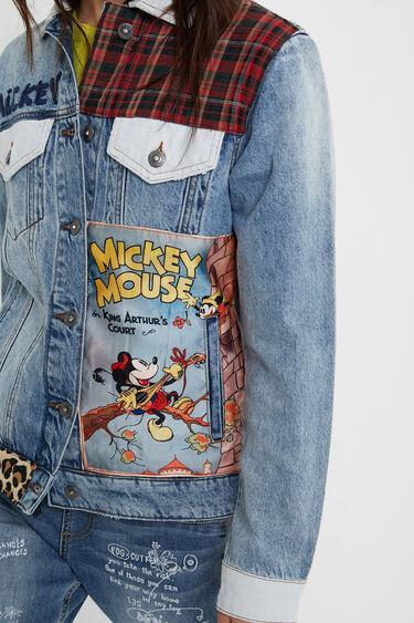 Mickey jean jacket | Desigual