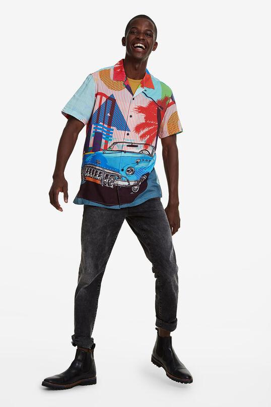 Cuba resort shirt | Desigual