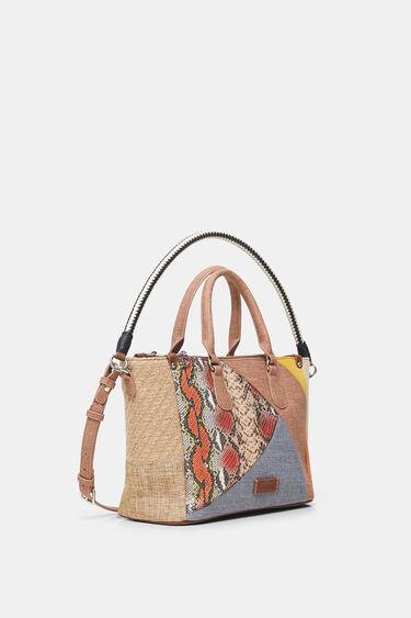 Mosaic handbag | Desigual