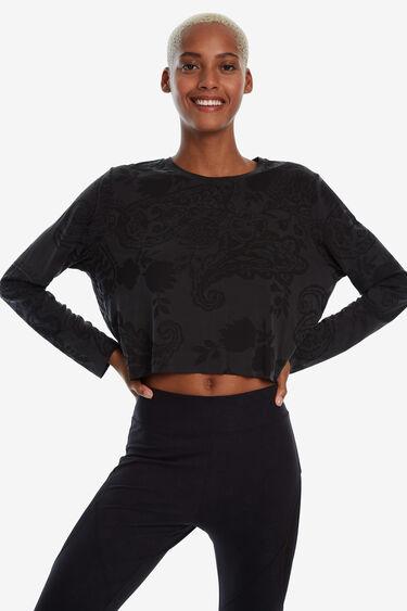 Short cupro T-shirt | Desigual