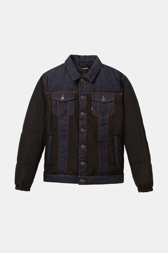 Jaqueta texana enconxada | Desigual
