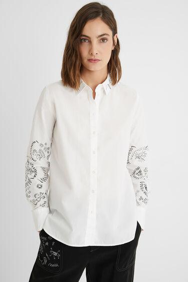 Camisa cotó regular | Desigual