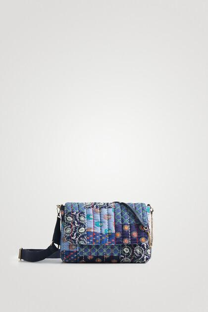 Sling bag embroidered cloth