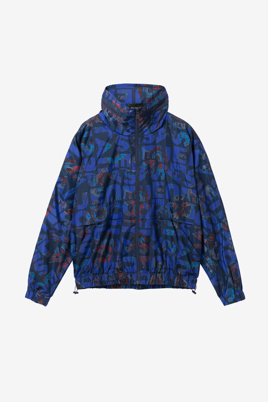 Jaqueta lleugera logomania | Desigual