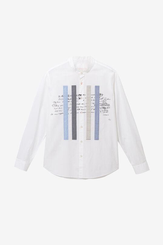 Bolimania patches shirt   Desigual