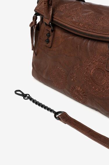 Vouwbare leatherlook tas | Desigual