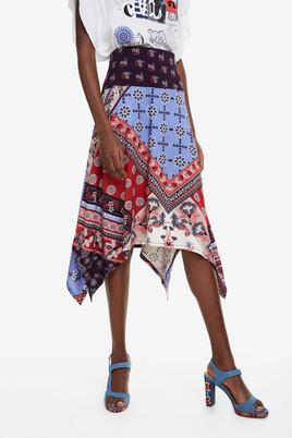 Boho Skirt Foulard