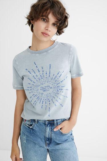 Messages T-Shirt | Desigual