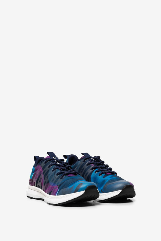Arty print runner trainers | Desigual