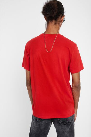 100% cotton Logomania T-shirt | Desigual