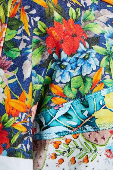 Sweat-shirt coton réversible | Desigual