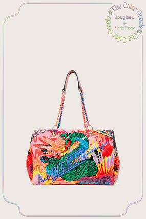 Snake shopping bag