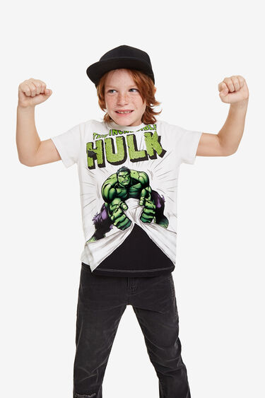Avengers Hulk T-shirt   Desigual