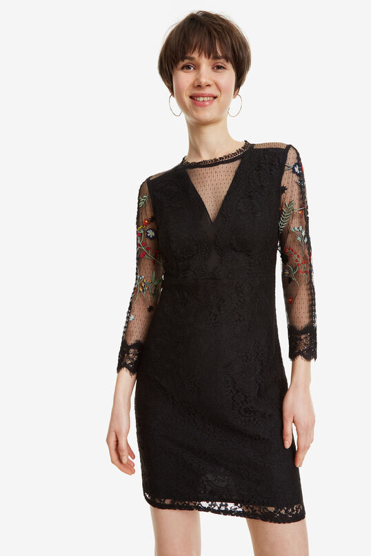 Black Lace Mariella   Desigual