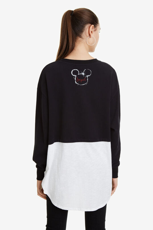 Mickey Mouse Print Jumper Mickey | Desigual