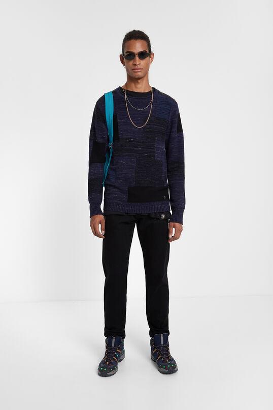 Pullover manica lunga tricot | Desigual