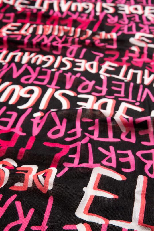 Desigualité Logomania scarf   Desigual