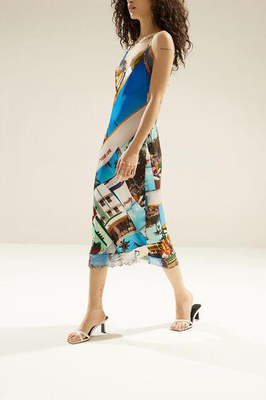 Lingerie dress South Beach | Desigual