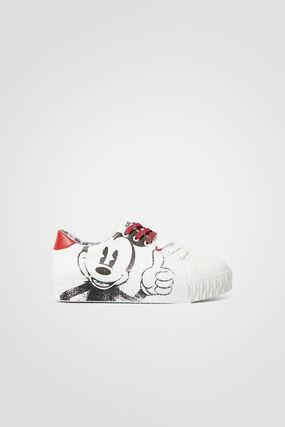 Zapatillas ilustración Mickey Mouse