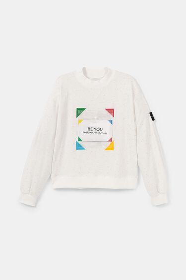 Sweatshirt poche | Desigual
