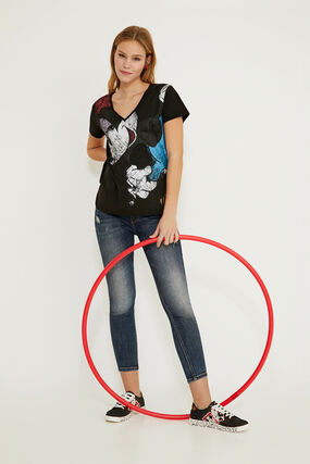 Minnie Mouse T-shirt 100% cotton