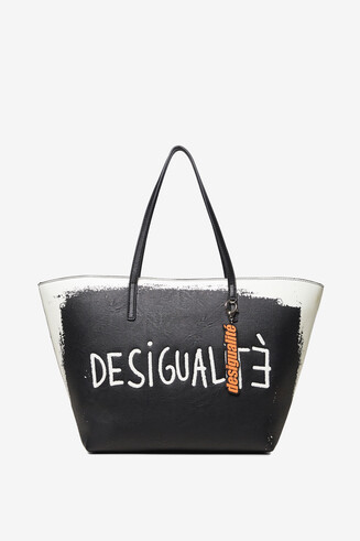 "Shopping-Bag ""Desigualité"""