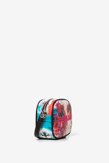 Colourful arty bag | Desigual