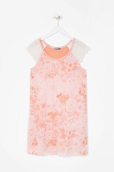 Camisa de dormir Love Tartan   Desigual