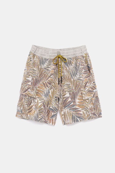Tropical recycled cargo trousers | Desigual