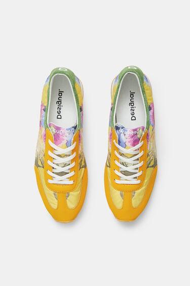 Zapatillas estampado floral | Desigual