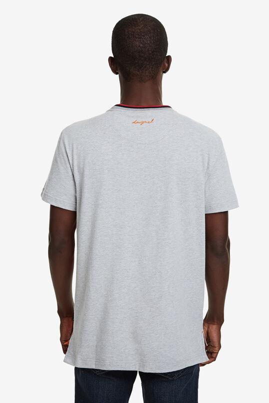 Hawaiian hybrid T-shirt | Desigual
