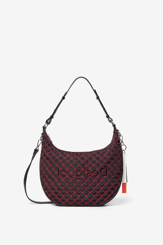 Padded bag diagonal grid