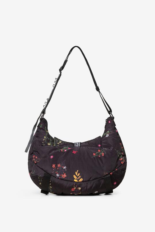 Floral snap hook bag | Desigual