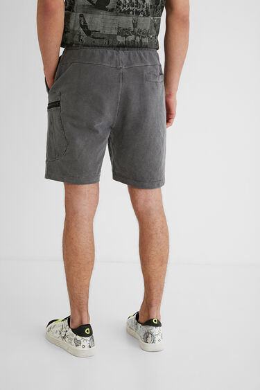 Kurze Sweatpants | Desigual