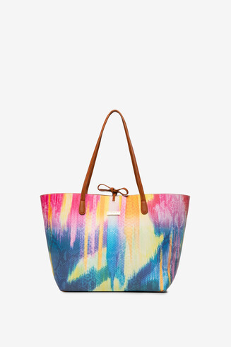 Reversible Psychedelic Bag Capri