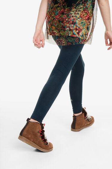 Legging mandalas paillettes | Desigual